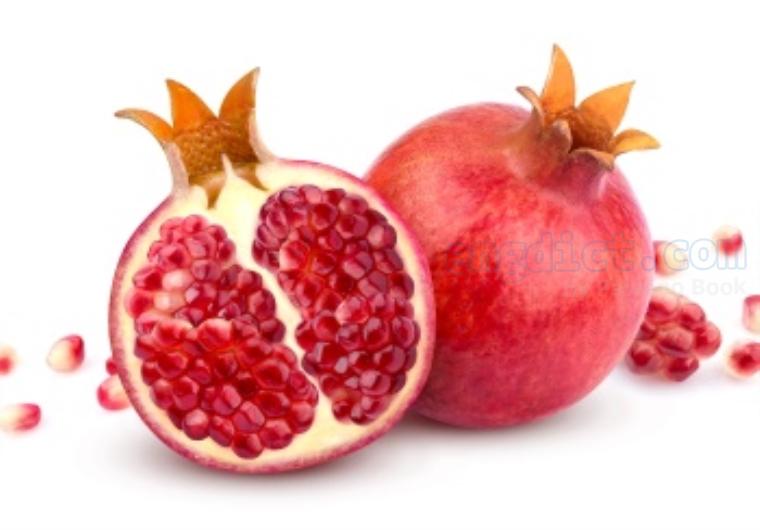 pomegranate แปลว่า ผลทับทิม