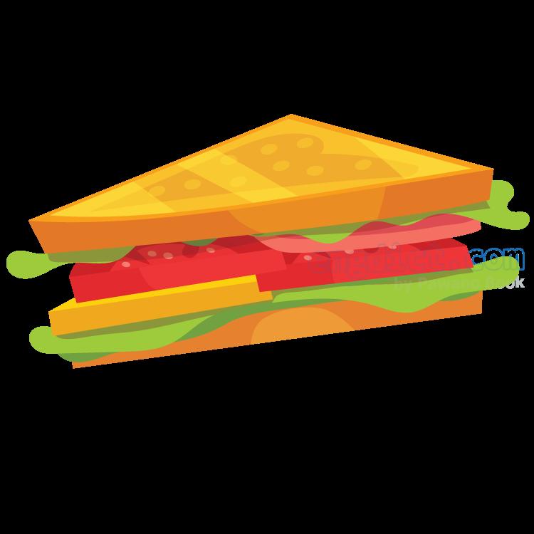 sandwich แปลว่า ขนมปังแซนด์วิช