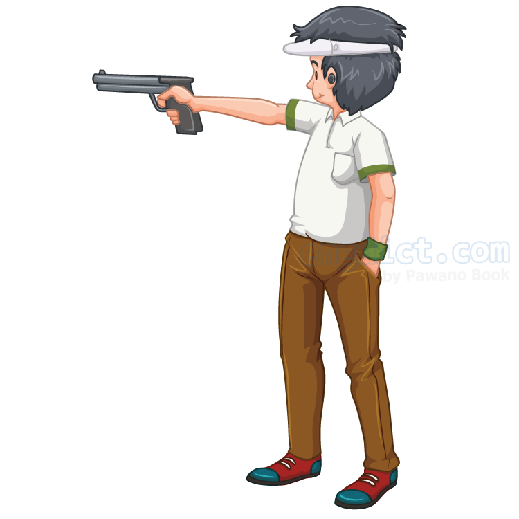 shooting แปลว่า กีฬายิงปืน