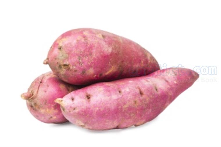 sweet potato แปลว่า มันเทศ