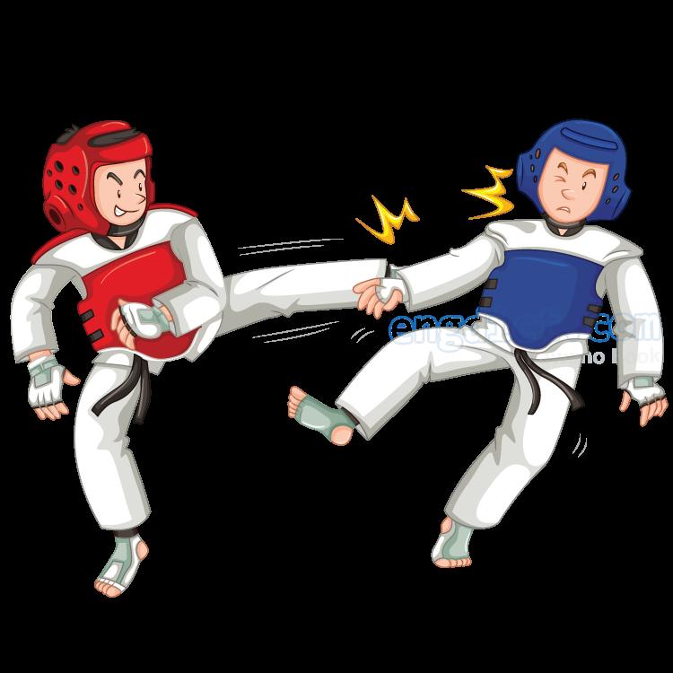 taekwondo แปลว่า กีฬาเทควันโด