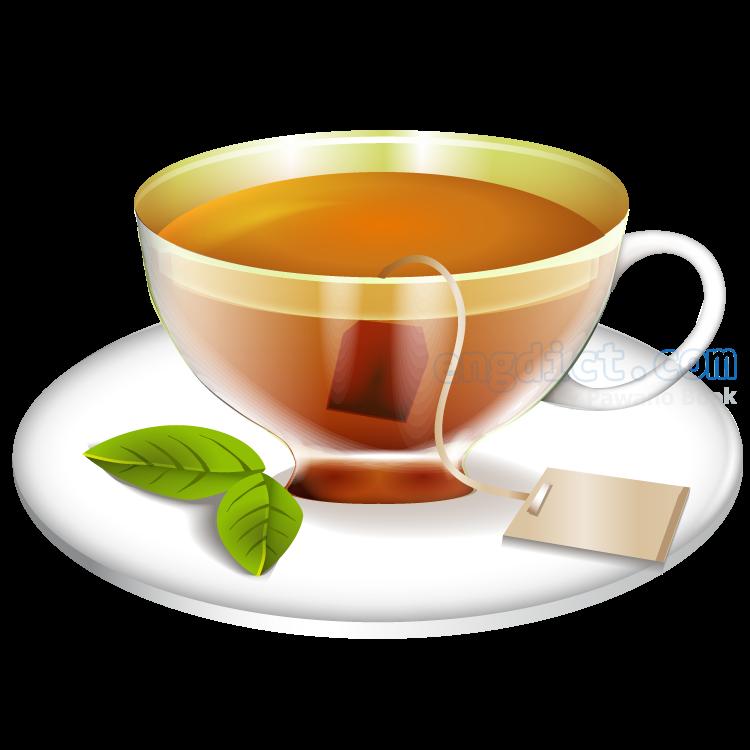 tea แปลว่า น้ำชา
