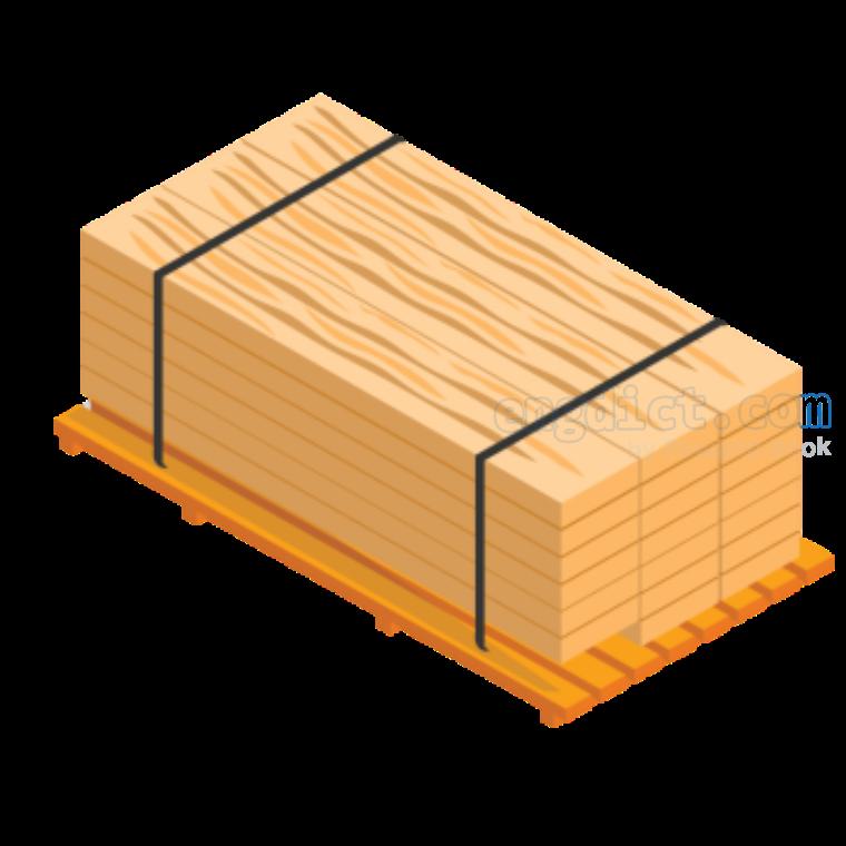 timbering แปลว่า ไม้วัสดุก่อสร้าง