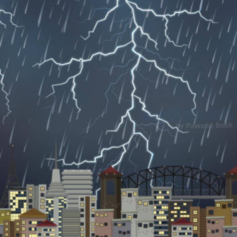 tropical depression แปลว่า พายุดีเปรสชั่นเขตร้อน