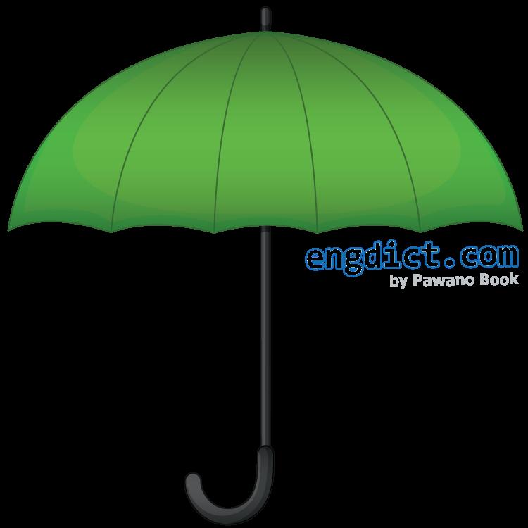 umbrella แปลว่า ร่ม