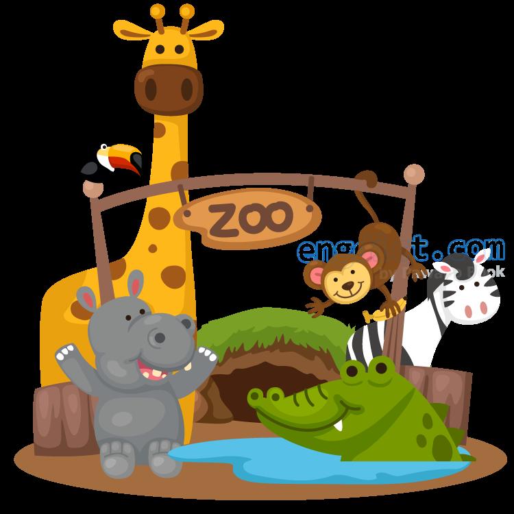 zoo แปลว่า สวนสัตว์