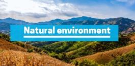 คำศัพท์ภาษาอังกฤษกับ ธรรมชาติและสิ่งแวดล้อม