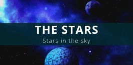 คำศัพท์เรียกชื่อดวงดาว และวัตุบนท้องฟ้าเป็น ภาษาอังกฤษ