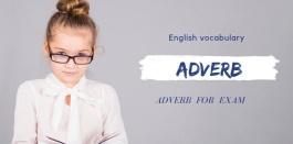 64 คำกริยาวิเศษณ์ (adverb) สำหรับการเตรียมสอบ o-net ชั้น ป.6